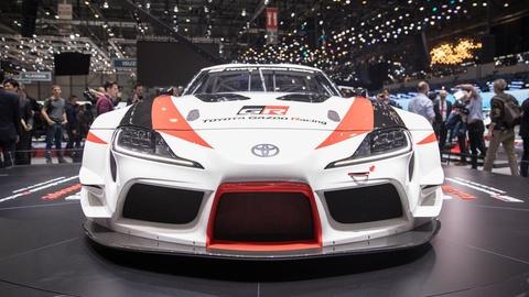 Gioi thieu Toyota GR Supra Racing Concept hinh anh