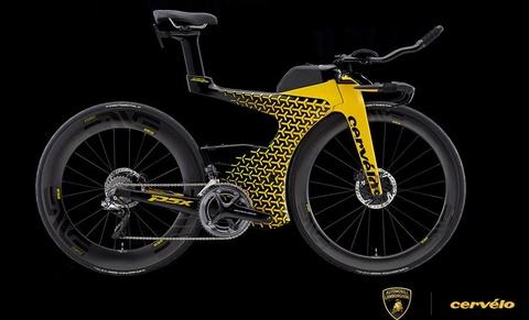 Lamborghini Cervelo P5X tai Geneva Motor Show hinh anh