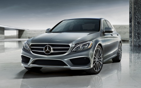 c class coupe hinh anh