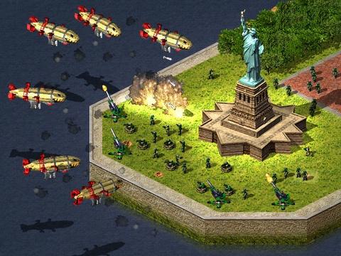 Trailer game Red Alert 2 - game huyen thoai nhung nam 2000 hinh anh