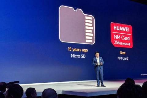 The nho Nano Memory Huawei vua ra mat co gi moi? hinh anh