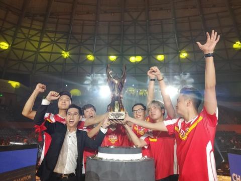 Nhung thang nhoc 'nghien game' mang vinh quang ve cho eSports Viet Nam hinh anh