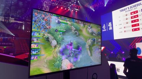 Tham hoa Wi-Fi khien eSports tai SEA Games 30 dien ra nhu tau hai hinh anh