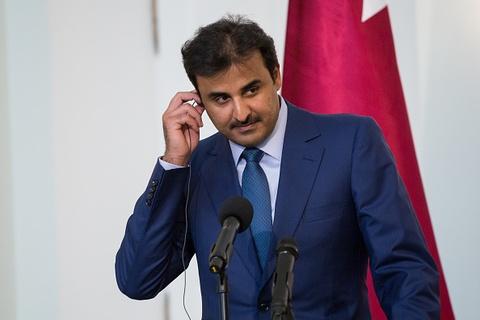 Quoc vuong Qatar, nhan vat tam diem trong vu 'tay chay' o Arab hinh anh 4