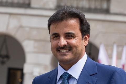 Quoc vuong Qatar, nhan vat tam diem trong vu 'tay chay' o Arab hinh anh 5