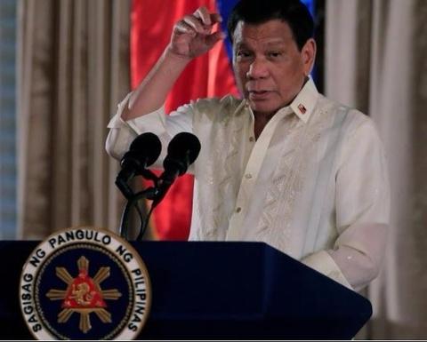 Duterte moi LHQ giam sat cuoc chien chong ma tuy o Philippines hinh anh