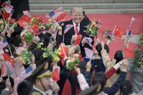 Chuyen cong du lich su cua TT Trump qua 5 nuoc chau A hinh anh 10
