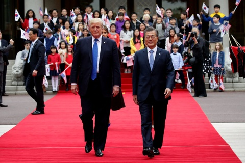 Chuyen cong du lich su cua TT Trump qua 5 nuoc chau A hinh anh 3