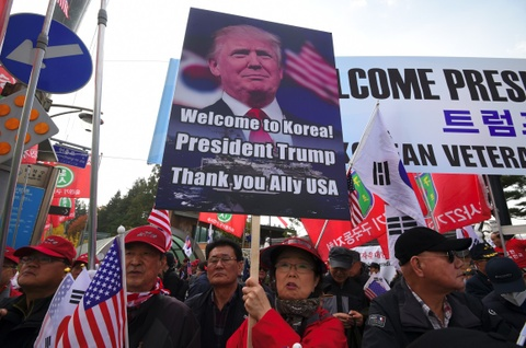Chuyen cong du lich su cua TT Trump qua 5 nuoc chau A hinh anh 6
