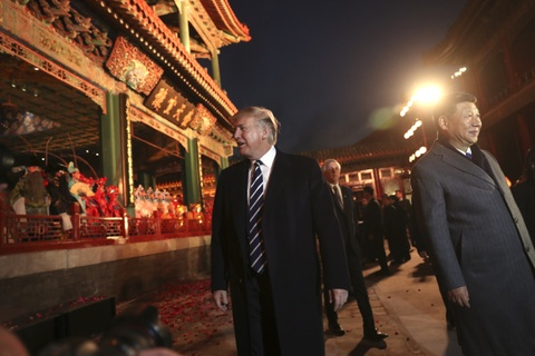 Chuyen cong du lich su cua TT Trump qua 5 nuoc chau A hinh anh 7