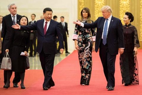 Chuyen cong du lich su cua TT Trump qua 5 nuoc chau A hinh anh 9