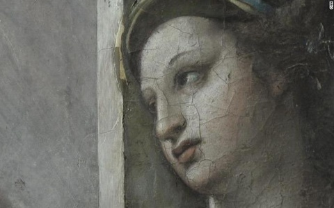 Bi an 500 nam cua danh hoa Raphael duoc giai ma o Vatican hinh anh