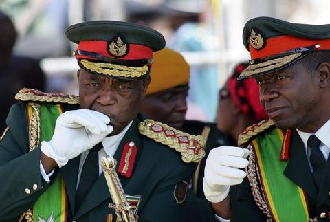Song ngam quyen luc phia sau tong thong 'Ca sau' cua Zimbabwe hinh anh 2