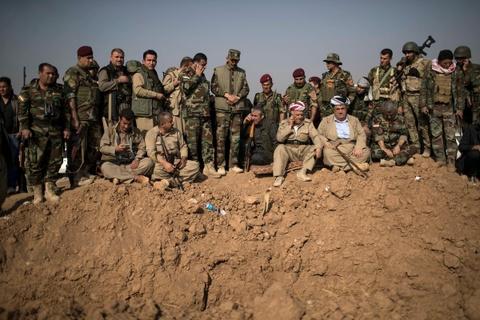Rut quan khoi Syria, se rat kho de My xoa so IS hinh anh 1