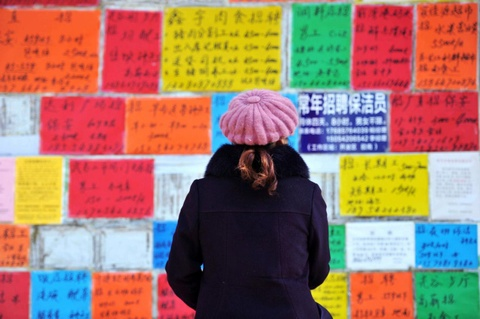 Kinh te Trung Quoc tang truong cham nhat trong 28 nam hinh anh
