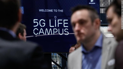 Tinh bao Anh coi nhe canh bao cua My ve Huawei voi mang 5G hinh anh 2