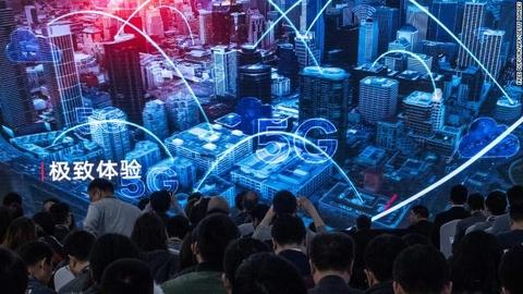 Tinh bao Anh coi nhe canh bao cua My ve Huawei voi mang 5G hinh anh 1