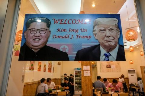 Washington Post: Hoi nghi Trump - Kim se co tien trien o Ha Noi hinh anh 2