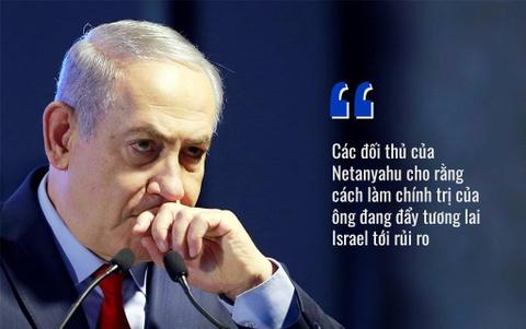 'Vua Bibi' - thien tai chinh tri hay ke pha huy Israel? hinh anh 8