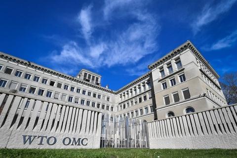 Chinh quyen Trump lam te liet WTO giua con bao thuong chien hinh anh