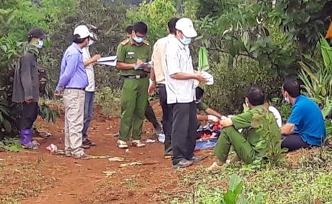 Truy na nghi can xa sung o Dak Nong lam 3 nguoi chet hinh anh