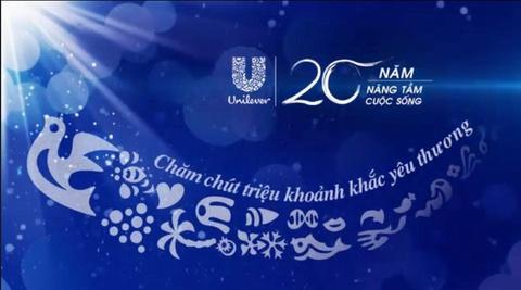Trailer: 'Dai nhac hoi Unilever - 20 nam nang tam cuoc song' hinh anh