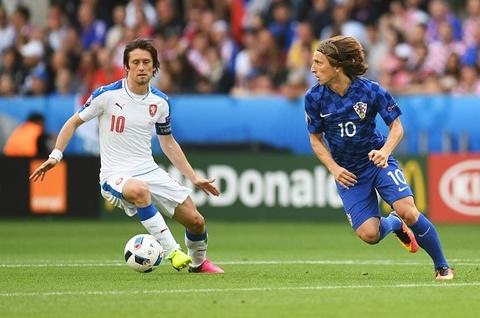 Bài viết về Luka Modric nhận giải thưởng 30 triệu đồng
