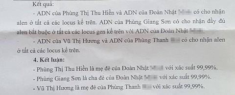 Trao nham con o benh vien: Mot gia dinh chua dong y tra con hinh anh 2