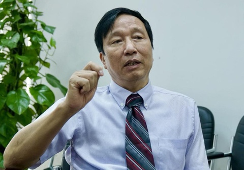 GS Nguyen Thanh Liem: 'Toi kha bat ngo vi nguon goc nguoi Viet' hinh anh