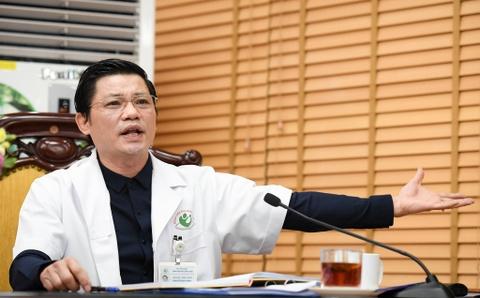 Giam doc BV Phu san Ha Noi: 'Co bac si thu nhap hang tram trieu/thang' hinh anh