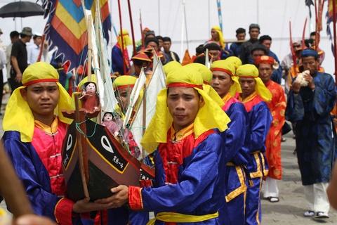 Le khao le the linh Hoang Sa tai Ha Noi hinh anh