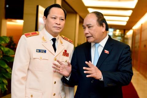 Lanh dao Dang, Nha nuoc vieng lang Chu tich Ho Chi Minh hinh anh 13