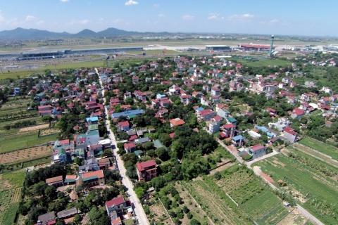 Ngoi lang nam trong quy hoach san bay Noi Bai mo rong hinh anh 2