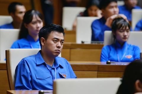 445 thanh nien tiep kien Chu tich QH Nguyen Thi Kim Ngan hinh anh 5