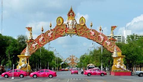 Phuong tien van tai cong cong da dang o Thai Lan hinh anh 10