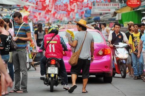 Phuong tien van tai cong cong da dang o Thai Lan hinh anh 12