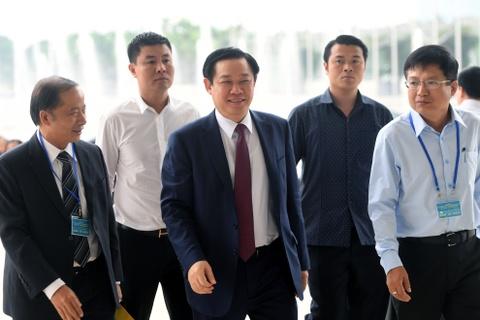 Doanh nhan trong buoi doi thoai voi Thu tuong Nguyen Xuan Phuc hinh anh 3