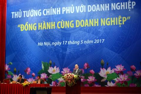 Doanh nhan trong buoi doi thoai voi Thu tuong Nguyen Xuan Phuc hinh anh 9