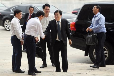 Doanh nhan trong buoi doi thoai voi Thu tuong Nguyen Xuan Phuc hinh anh 2