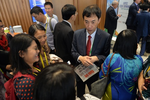 Don Trump va Tap Can Binh, an ninh that chat tai Hoi nghi CEO APEC hinh anh 9