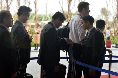 Don Trump va Tap Can Binh, an ninh that chat tai Hoi nghi CEO APEC hinh anh 2