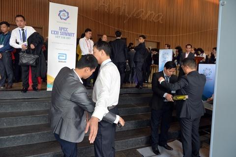 Don Trump va Tap Can Binh, an ninh that chat tai Hoi nghi CEO APEC hinh anh 3