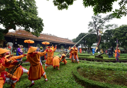 Le dung neu don Tet tai Dai Noi Hue hinh anh 18