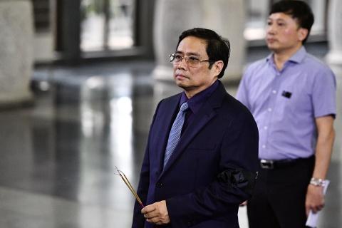 Lanh dao Dang, Nha nuoc va ban be tien biet giao su Phan Huy Le hinh anh 11