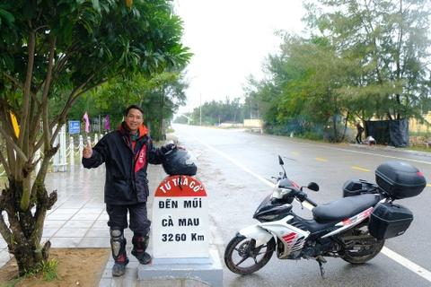 Hanh trinh 7.000 km cua nguoi 'san' rac khap bo bien Viet Nam hinh anh 44
