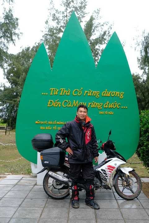 Hanh trinh 7.000 km cua nguoi 'san' rac khap bo bien Viet Nam hinh anh 42