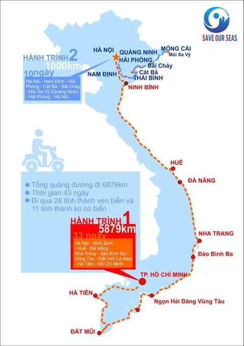 Hanh trinh 7.000 km cua nguoi 'san' rac khap bo bien Viet Nam hinh anh 4