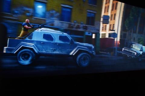 Trai nghiem ruot duoi, hanh dong, dua xe toc do 'Fast & Furious' hinh anh 65