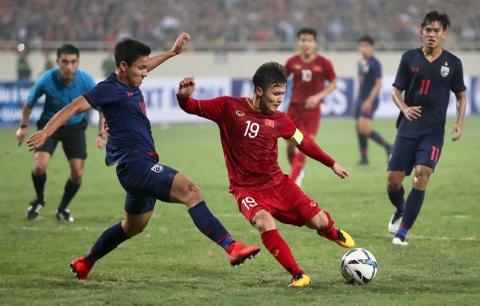 Khoanh khac U23 Viet Nam de bep nguoi Thai kho tin tren san My Dinh hinh anh 6
