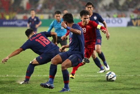 Khoanh khac U23 Viet Nam de bep nguoi Thai kho tin tren san My Dinh hinh anh 7